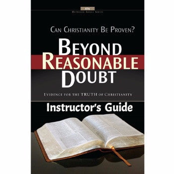 Beyond Reasonable Doubt Instructor's Guide (Download)