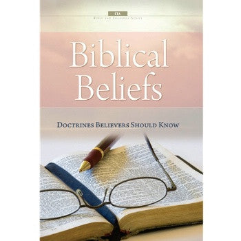 Biblical Beliefs book