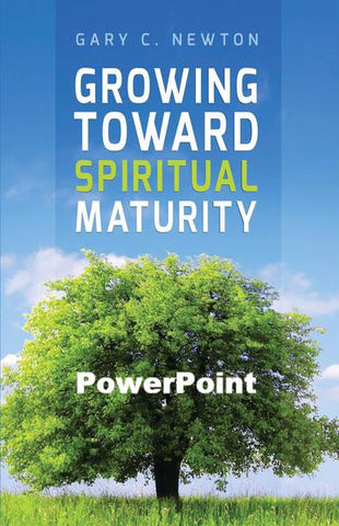 Growing Towards Spiritual Maturity PowerPoint  (Download)