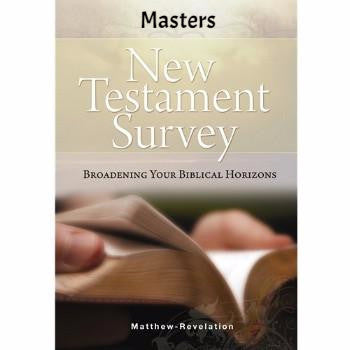 New Testament Survey Masters (Download)