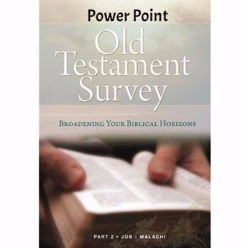 Old Testament Survey Part 2 PowerPoint (Download)