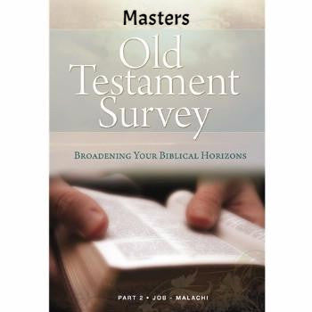 Old Testament Survey Part 2 Masters  (Download)