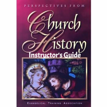Perspectives From Church History Instructor's Guid (Download)