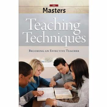 Teaching Techniques Masters  (Download)