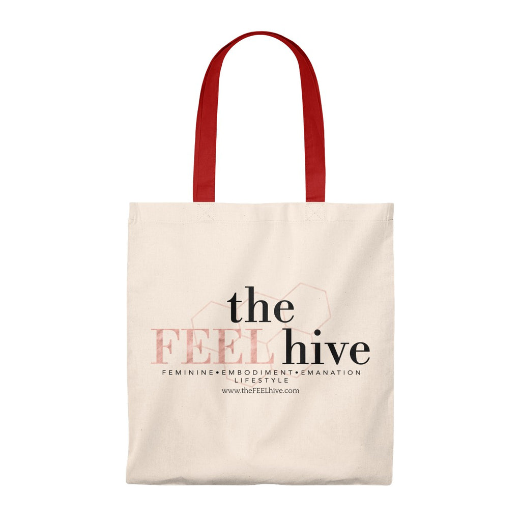 FEEL Tote Bag - Vintage