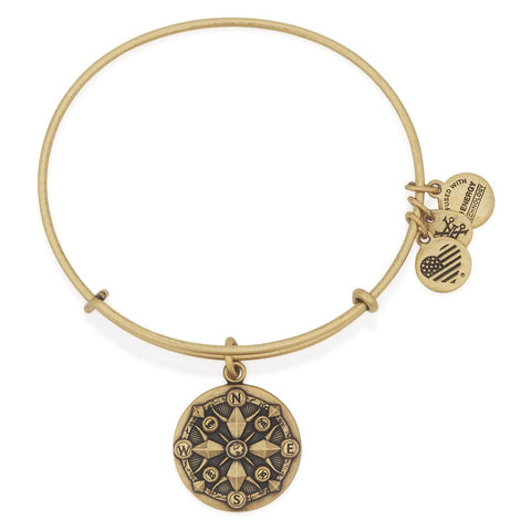 Bracelet Alex and Ani Compass Gold