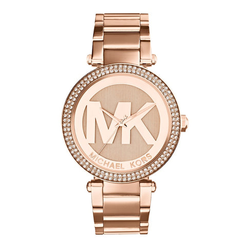 Montre MK Parker Rose Gold