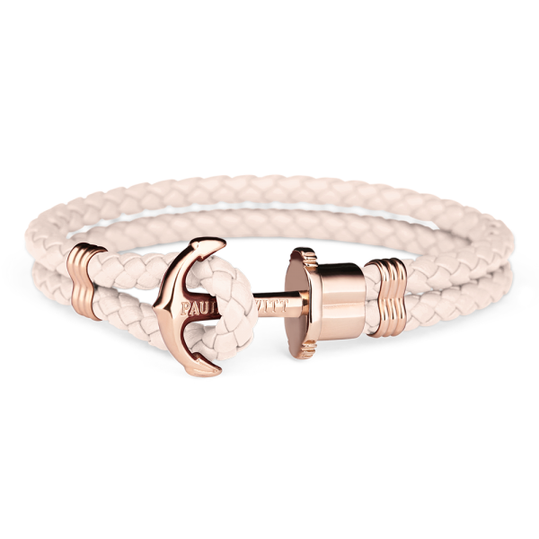 Bracelet Paul Hewitt PHREP Pink and Rose Gold