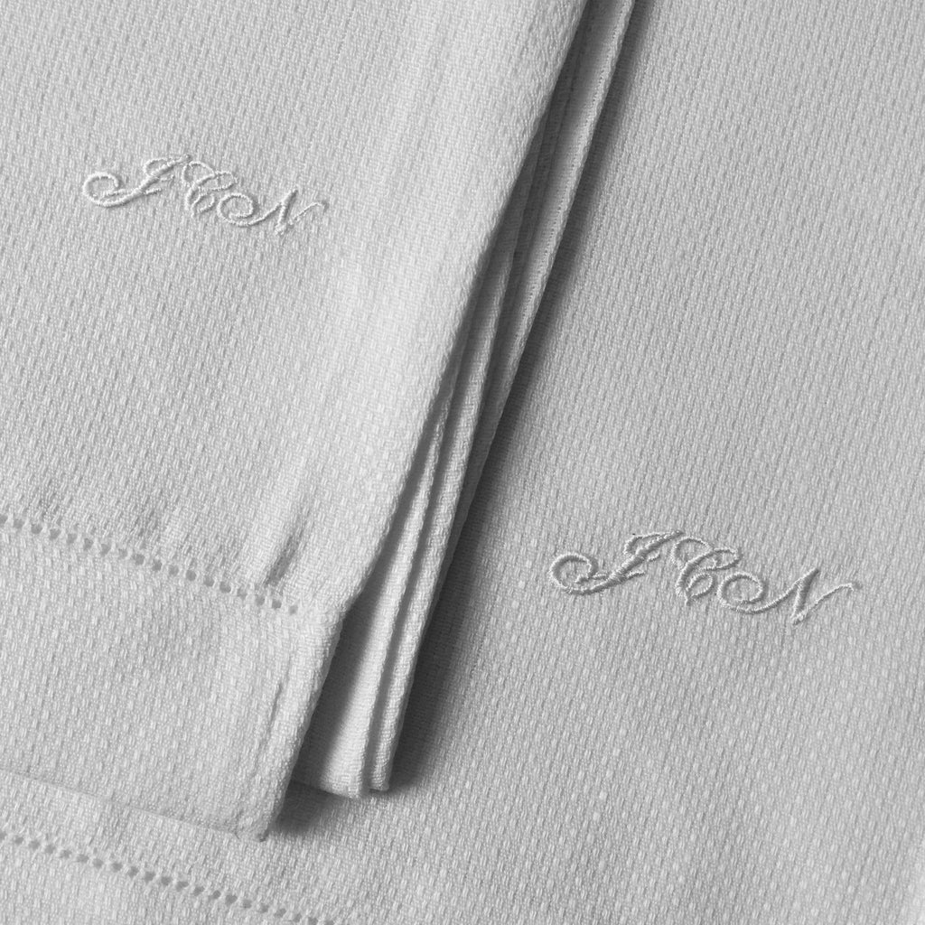 Francis-m-luxury-bedding-irish-linen-huckaback-towel-monogram
