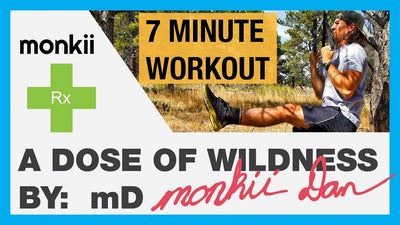 Dose of Wildness: 7 Minute Advanced Wild Workout