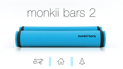 Kickstarter #2: monkii bars 2