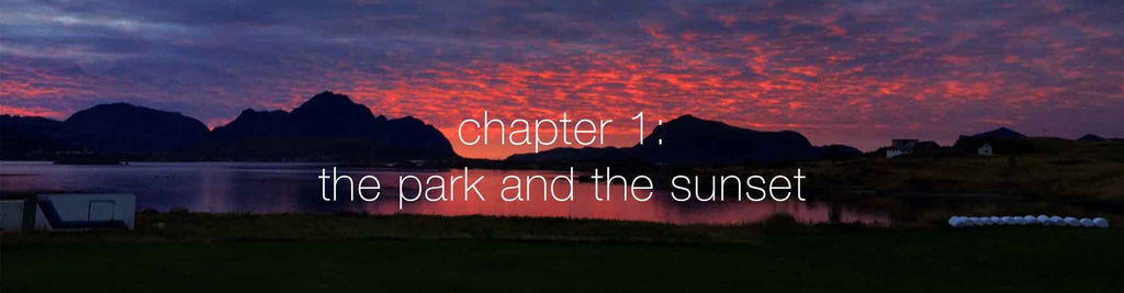Chapter 1: The Park and The Sunset