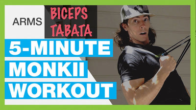 5 Minute Biceps/Arms Tabata
