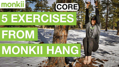 monkii Hang - 5 Exercises