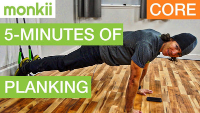 5 Minutes of Planking