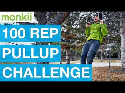 100 Pullup Challenge!