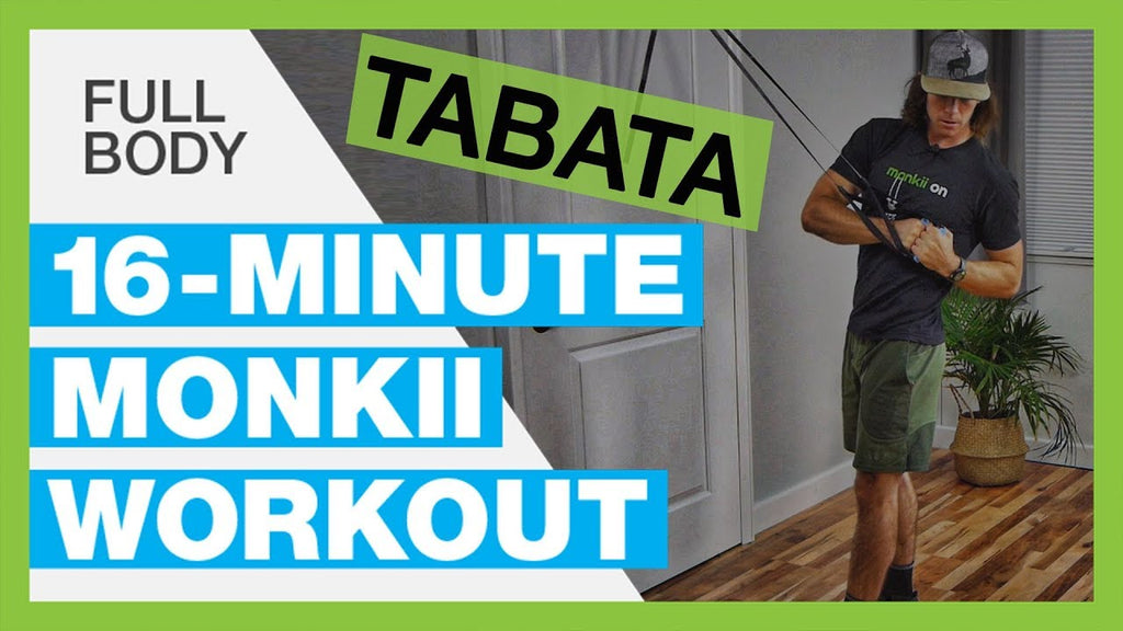 16 Minute Full Body Tabata Workout