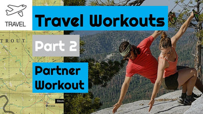 Travel Workout - Part 2 - Complexes with a Partner
