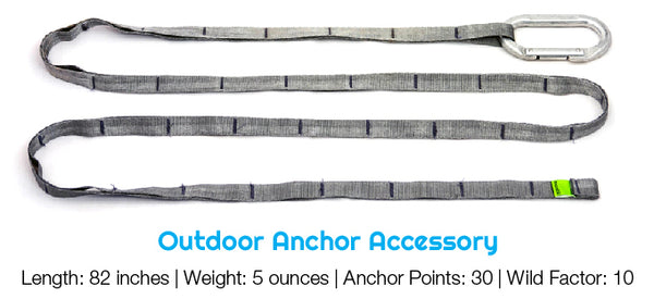 monkii outdoor anchor