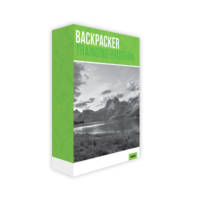 Backpacker Training Program: A 9-Week Progression to Prepare you for Outdoor Adventures