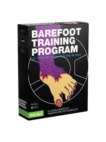 Barefoot Mat + Barefoot Training Program
