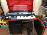 Elka Panther Unicord Combo Keyboard - 1960's