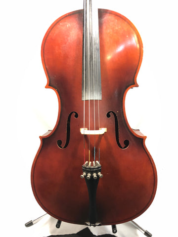 1930's  Kay 4/4 Cello 55 with Hard Case & Roth Glasser bow