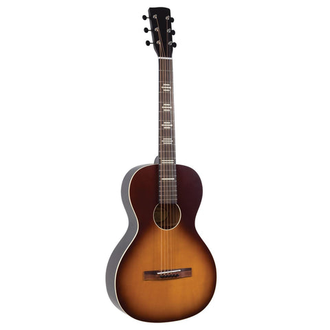 Recording King - Acoustic Parlor Guitar - RPH-P2-TS