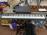 Casio PX-100 Keyboard w/ Music Stand and Power Supply