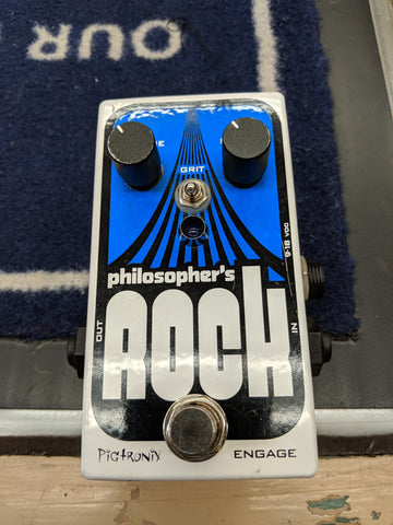 Pigtronix - Philosopher's Rock - Compression Pedal