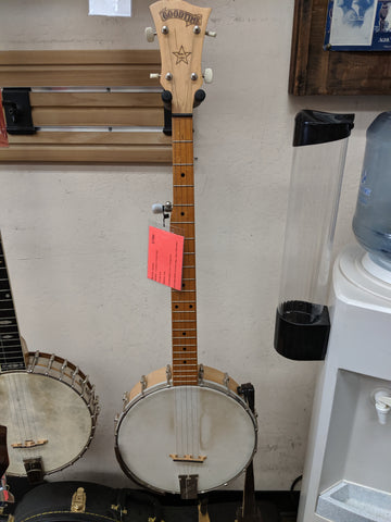 Deering - Goodtime 5 String Banjo (With Resonator + Bag)