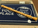 Vintage Moeck - Tenor Recorder -  Made in Germany w/ Double Holes Baroque