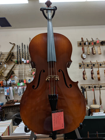 Lidl - 4/4 Cello - Model 4011 outfit