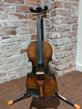 4/4 Violin Outfit - Strad Copy, German - 1930's-40's