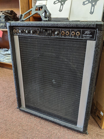 Peavy - Data Bass - 450 Watt Bass Amp