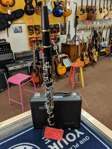 Bundy Resonite Clarinet Outfit