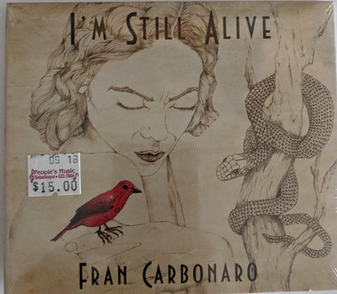 "Fran Carbonaro - ""Im Still Alive"" - CD"