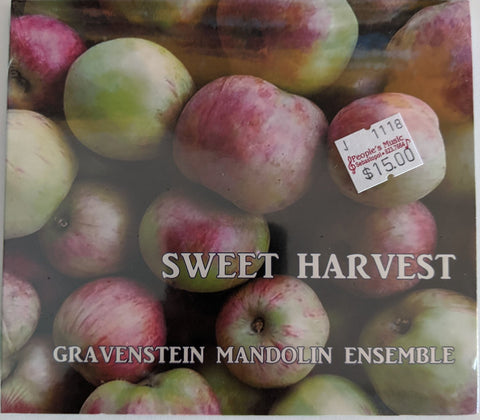 "Gus Garelick - ""Sweet Harvest: Gravenstein Mandolin Ensemble""- CD"