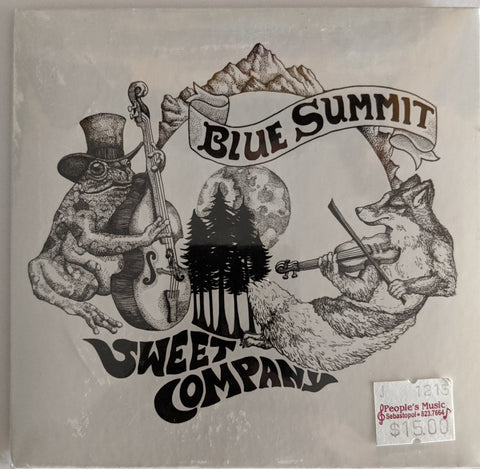 "Jesse Fichman - ""Blue Summit"" - CD"