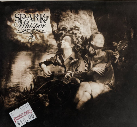 "Spark and Whisper - ""Self-titled"" - CD"