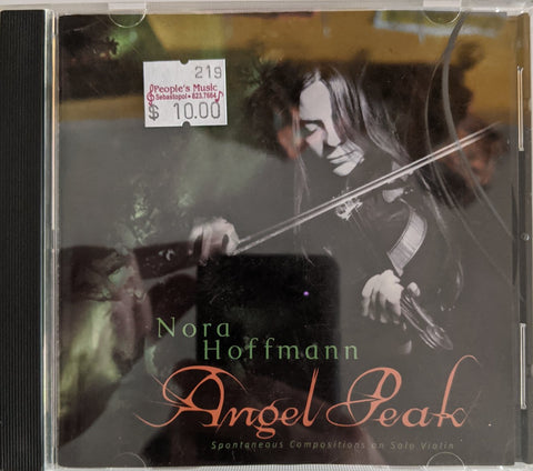 Nora Hoffman - Angel Peak - CD