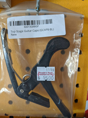 Top Stage - Guitar Capo