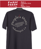 People's Music Shirts - Mens