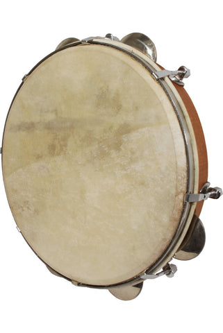 TUNABLE PANDEIRO 10-INCH - RED CEDAR