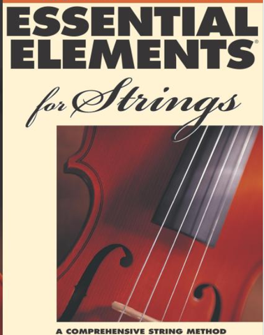 Essential Elements for Strings – Violin - Book 2