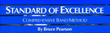 Standard Of Excellence - Clarinet - Bass - Book 2