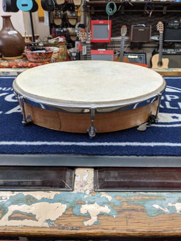 "12"" Tunable Wood Frame Drum"