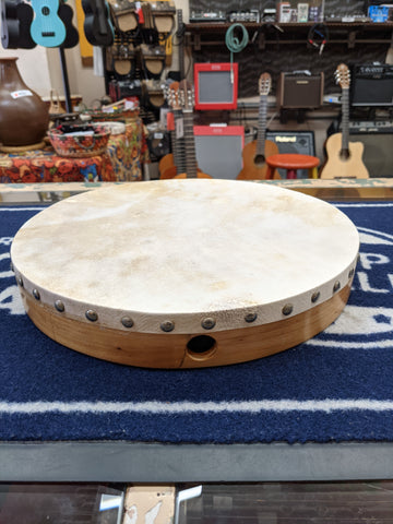 "12"" Wood Frame Drum"