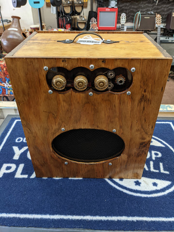 Paradise - Wine Box Guitar Amplifier (Rechargable Battery Operated)