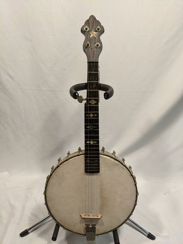 1930's Fairbanks Short Neck (parlor) 5-String Banjo